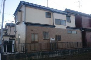 埼玉県ふじみ野市A様邸|外壁塗装、屋根塗装