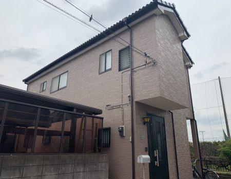 埼玉県狭山市Y様邸|外壁塗装、屋根塗装